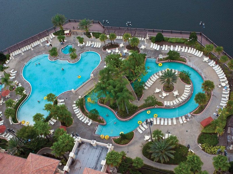 Bonnet Creek Resort 'Wyndham' 2BR, holiday rental in Bay Lake