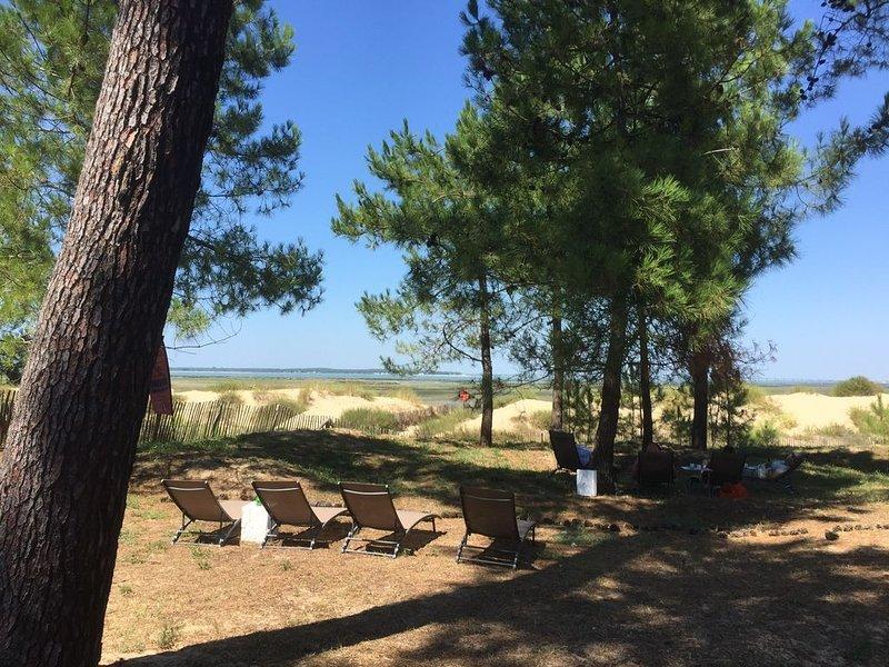 Por la playa de Ronce les Bains