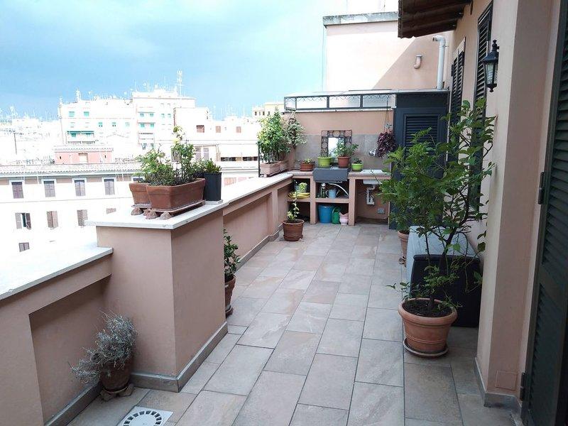 Splendida Terrazza su Roma, location de vacances à Rome