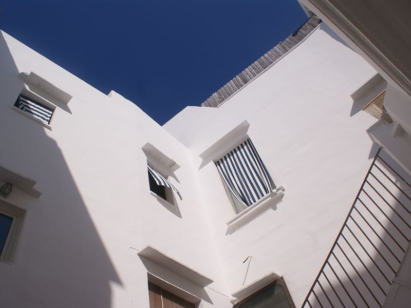 Gallipoli , 4 posti letto, spiaggia a piedi, terrazza vista mare., vacation rental in Gallipoli