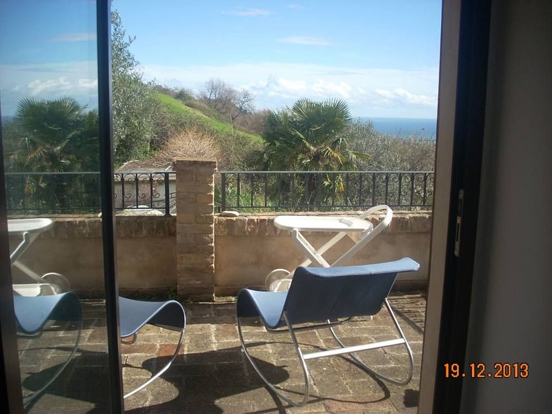 Le Marche, Italy in one region: Charming typical house near the beach, holiday rental in Province of Fermo
