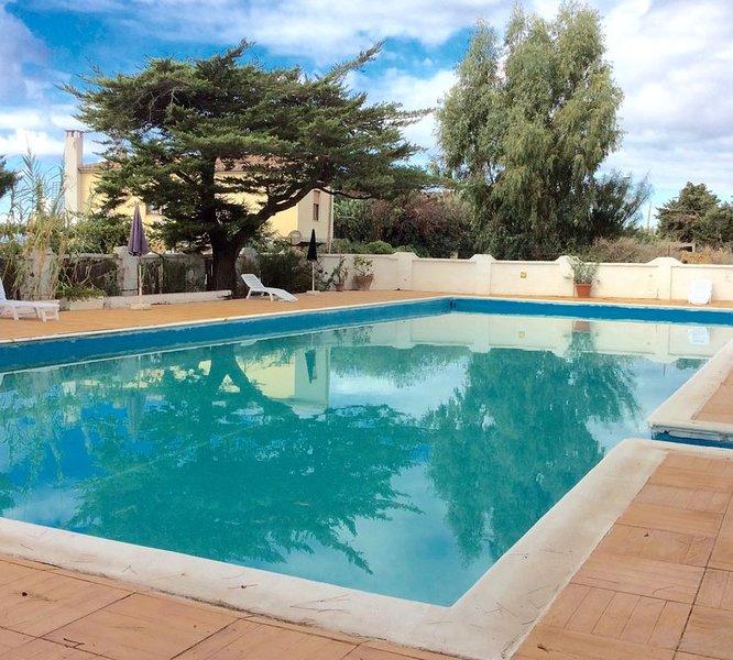 CasAmelia Villetta di pregio in condominio riservato fronte mare, location de vacances à Quartu Sant'Elena