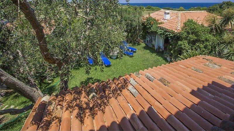 Villa sul mare a 50 metri dalla spiaggia, location de vacances à Otranto