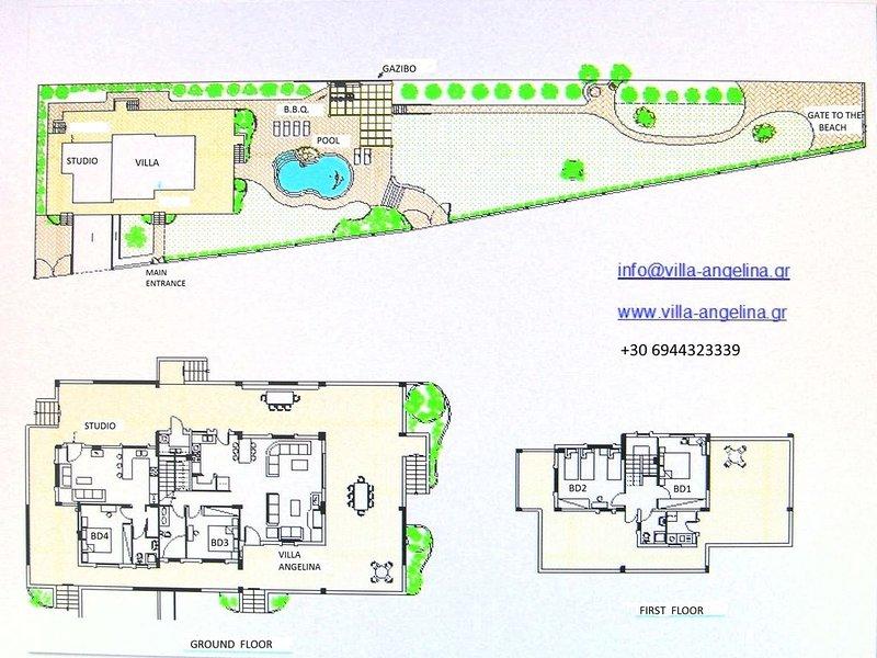 Property layout (floor plan).
