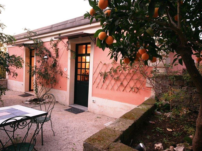 don Fabrizio: suite indipendente 2-4 persone, vicinanze Napoli Caserta Pompei, alquiler vacacional en Lauro