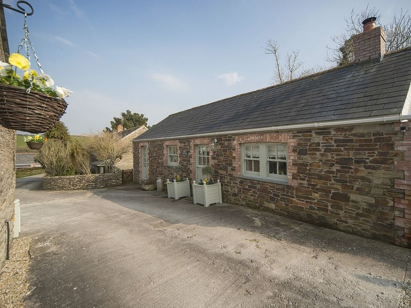 DAIRY COTTAGE - Near Padstow, great restaurants, pet friendly, beaches, meadow, holiday rental in St Issey