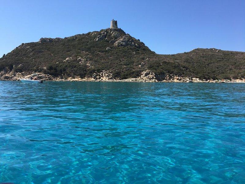 La Villa PERFETTA per le tue vacanze!!, location de vacances à Solanas