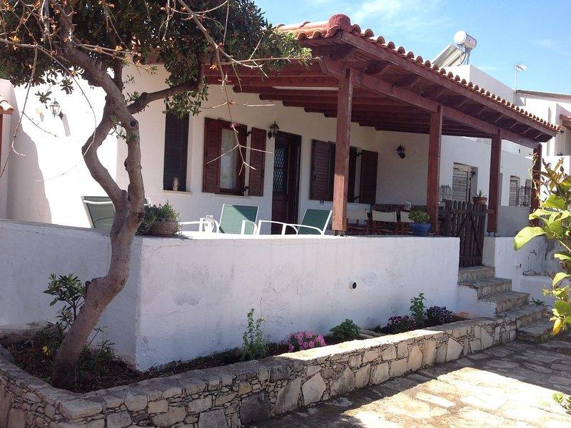 Cottage Ma-Re in Anissaras, Hersonisssos, Crete, alquiler vacacional en Chersonisos