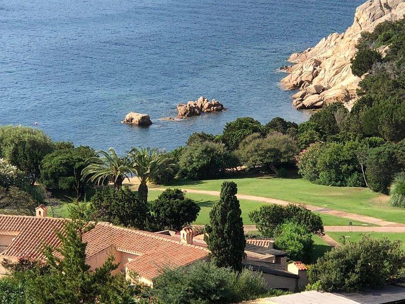 Porto Cervo vacanza esclusiva sul mare della Costa Smeralda  Wifi gratuito, vacation rental in Porto Cervo
