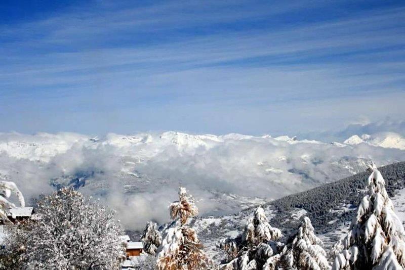 Vista de inverno