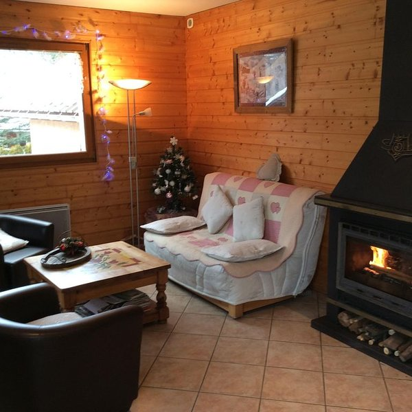 Serre ChevalIer location jusqu'à 10 personnes 130 m2, holiday rental in Saint-Chaffrey