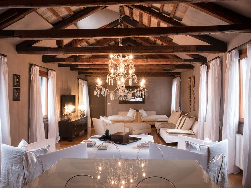 Ca Navagero Apartments - Ca' Navagero 3 (terrazza/terrace), holiday rental in Giudecca