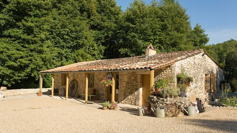 Peaceful Dordogne location, nature lovers paradise., vacation rental in Saint-Martin-des-Combes