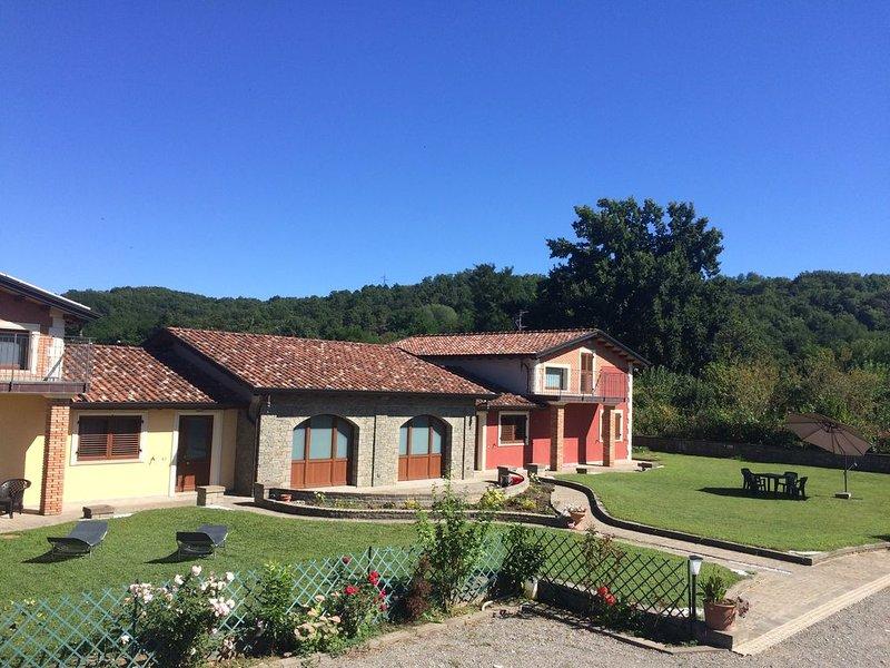 Villa DEA  Casa vacanze con piscina, holiday rental in Villafranca in Lunigiana