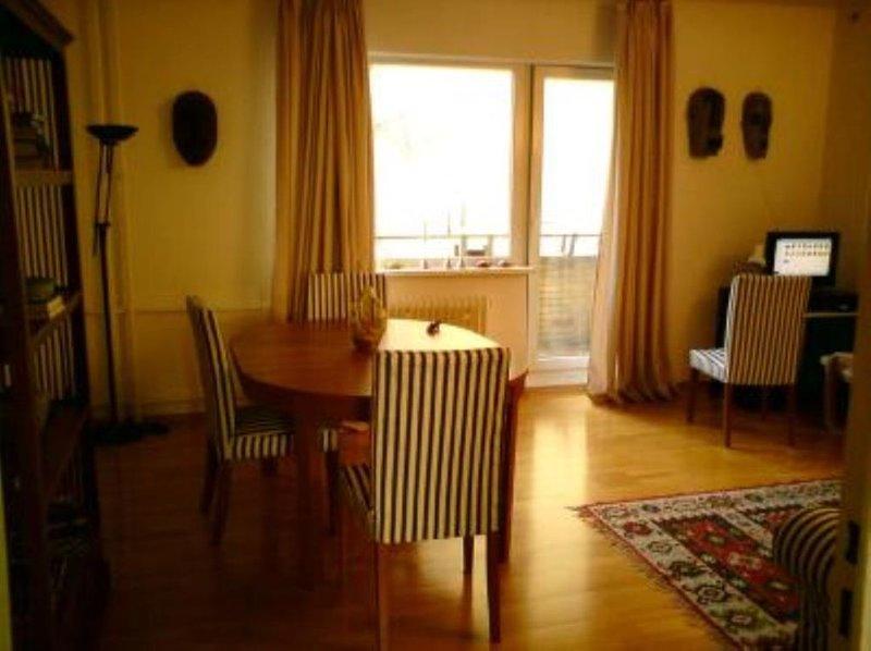 Berlino: Appartamento in zona tranquilla e centrale., location de vacances à Berlin