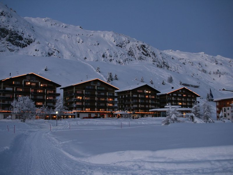 4 persons Apartment in haus Konkordia - Riederalp, holiday rental in Blatten bei Naters