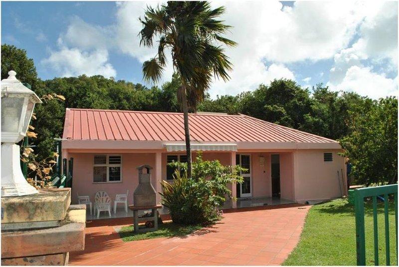 Sainte Anne: Maison avec jardin, holiday rental in Sainte-Anne