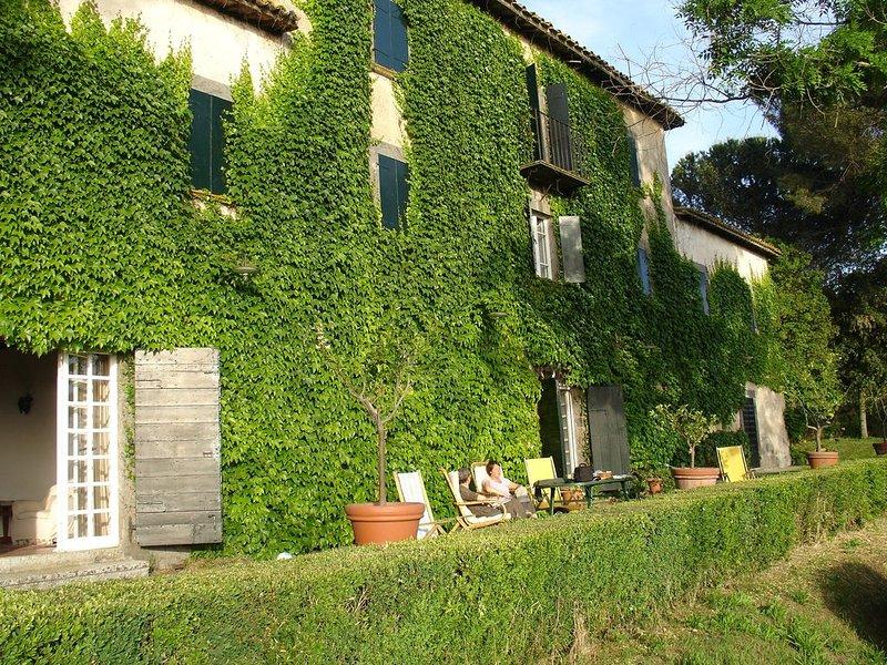 Villa antica con vista mozzafiato sul lago di Bolsena, vacation rental in Bolsena