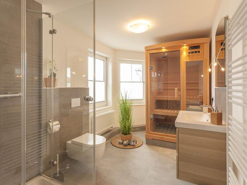 mit eigener Sauna und Kamin, holiday rental in Sellin