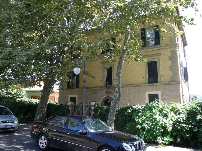 Villa de charme in Bolsena am See, holiday rental in Bolsena