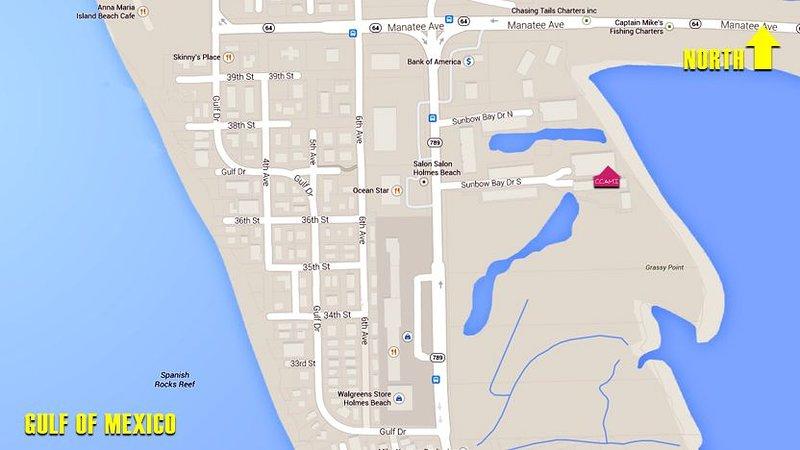 Great Holmes Beach Location!