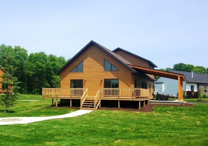 Bennett Chalet * Spring Brook Resort | Recently Built | Incredible Layout and De, casa vacanza a Wisconsin Dells