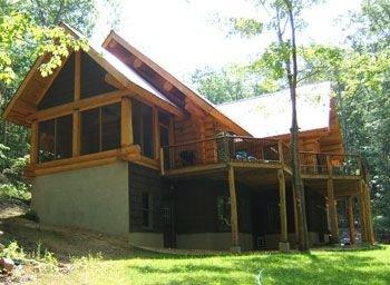 Goditi questa bellissima cabina - Logged Off!
