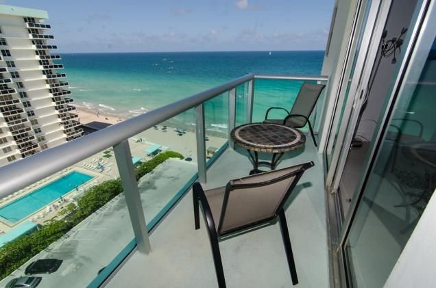 Tides 14E Lrg 2/2 Direct Ocean Views  COVID-19 FLEXIBLE CANCELLATION POLICY**, holiday rental in Hollywood