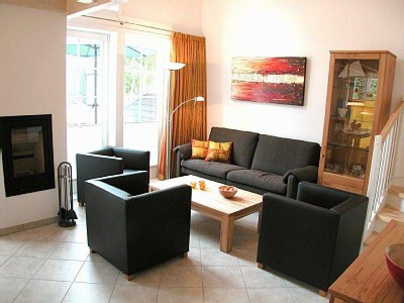 Strandhaus mit Sauna, Whirlpool, Fußbodenheizung und Kamin, holiday rental in Ostseebad Baabe