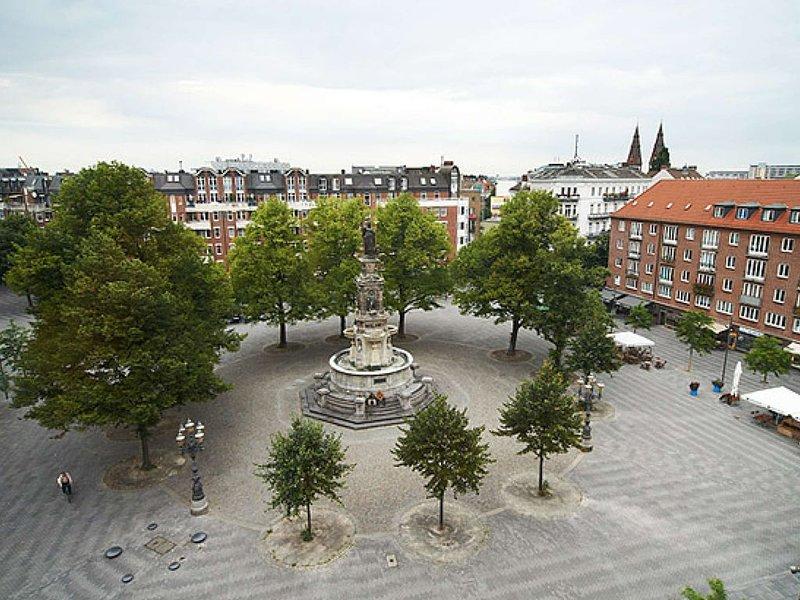 Gästezimmer am Hansaplatz - Kostenloses Wlan, vacation rental in Hamburg