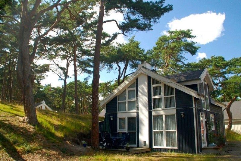 Kamin, Sauna, Internet, Haustiere gestattet, location de vacances à Ile de Rügen