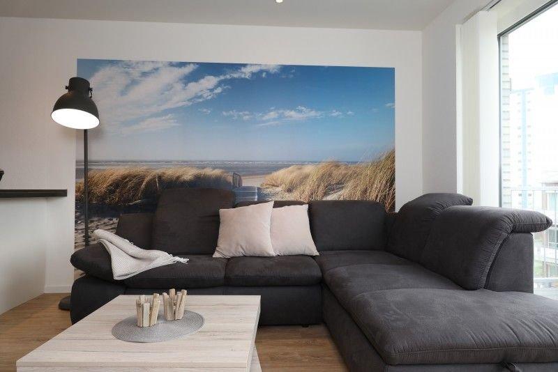 Helle, neu erbaute Ferienwohnung. Nur wenige Meter zum Strand!, holiday rental in Cuxhaven