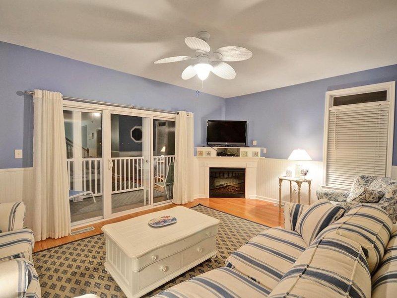 Charming 4 bedroom Townhome in Fenwick Island Beach, vacation rental in Fenwick Island