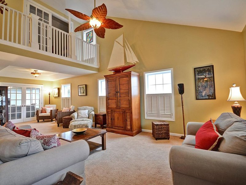 Beautiful 3 bedroom, 2.5 bath, close to Bethany Beach attractions, holiday rental in South Bethany