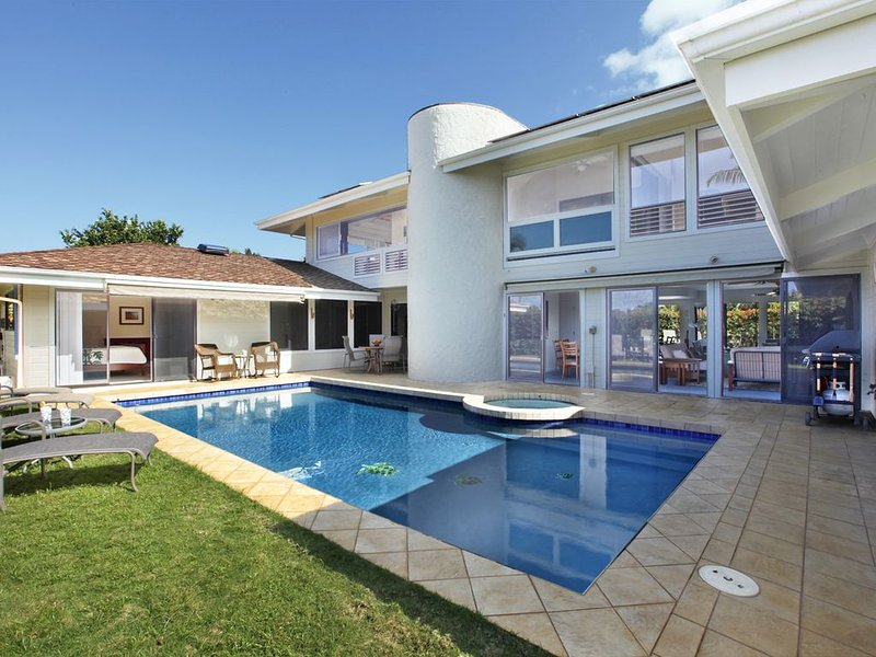 ***5 Bedroom House With Private Pool***, vacation rental in Princeville
