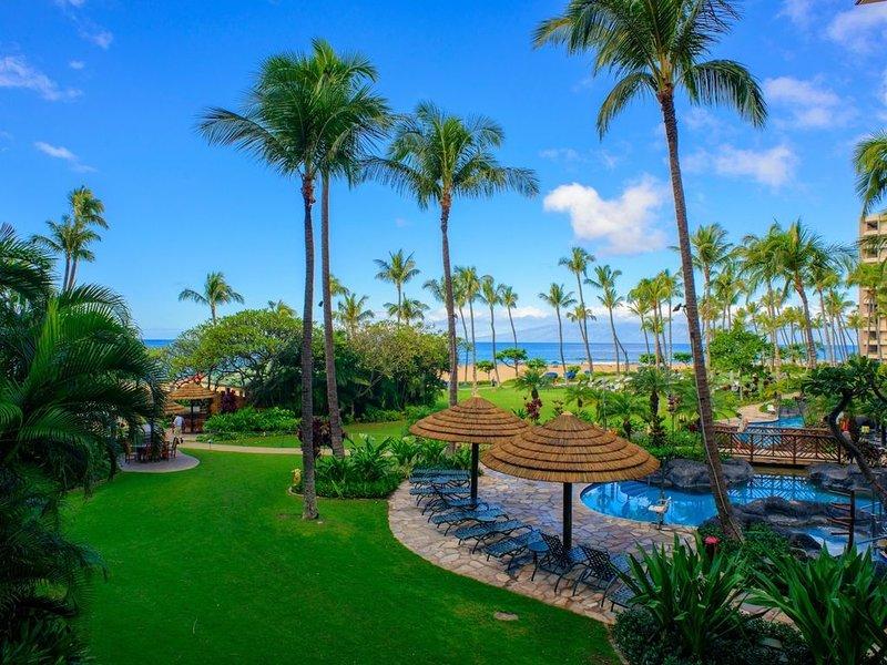 Maui Resort Rentals: Marriott't Maui Ocean Club 2BR Mountain/Garden View Villa -, holiday rental in Lanai