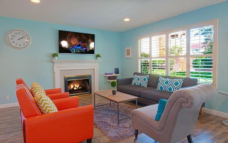 Funtierland + Suite Escapes 1 + Walk to Disney + Pool + Netflix, aluguéis de temporada em Anaheim