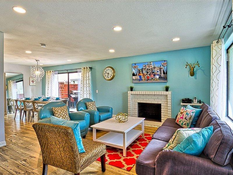 Funtierland + Suite Escapes 10 + Walk to Disney + Pool + Netflix, location de vacances à Anaheim