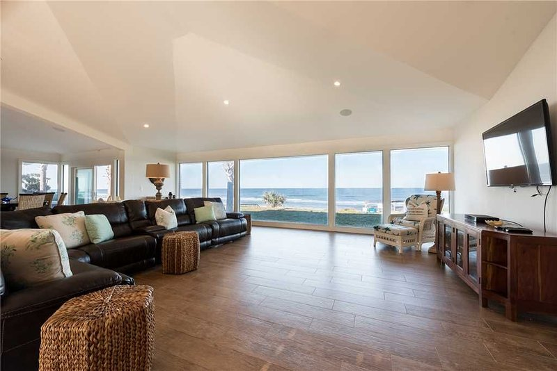 Ponte Vedra Blvd 1137, Beach Front, 4 Bedrooms, Sleeps 8, holiday rental in Ponte Vedra Beach