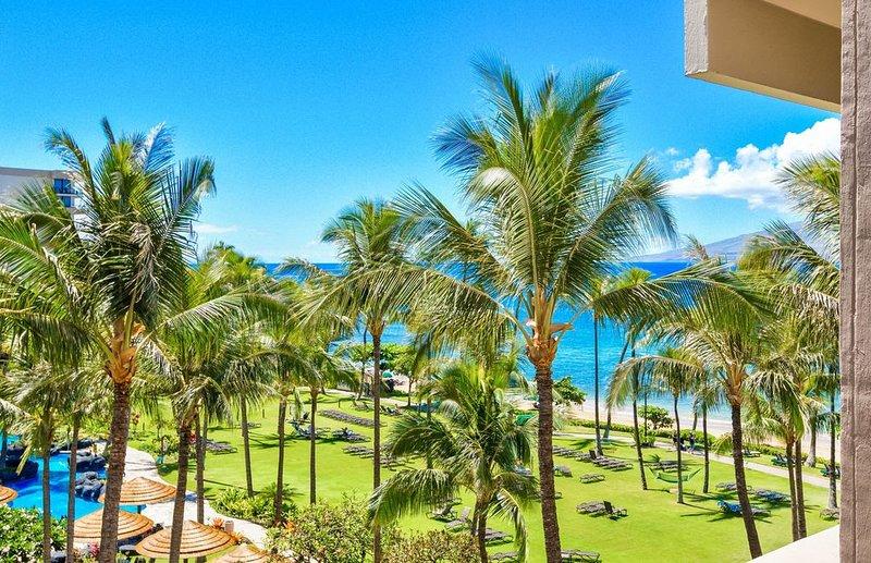 Maui Resort Rentals: Kaanapali Ali'i 362 - Elegantly Remodeled 6th Floor 2BR w/, holiday rental in Lanai
