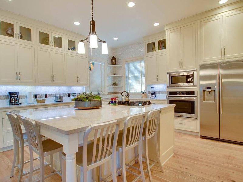 Erster Stock: Küche