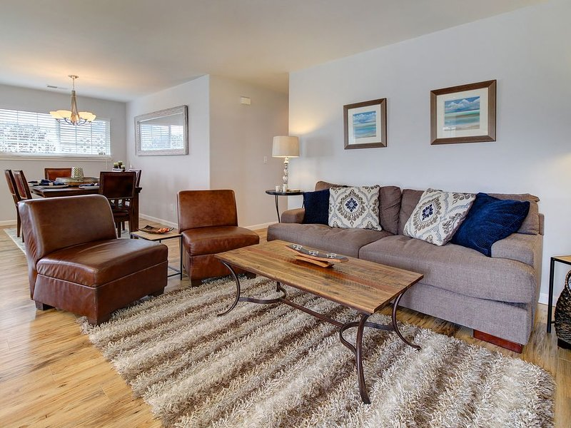 Newly renovated home just seconds from the beach, perfect for your next escape!, vacation rental in Grover Beach