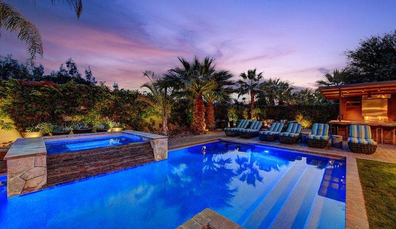 Royale - Entertain in Style - Pool, Spa, Games - Professionally Managed, alquiler de vacaciones en Indio