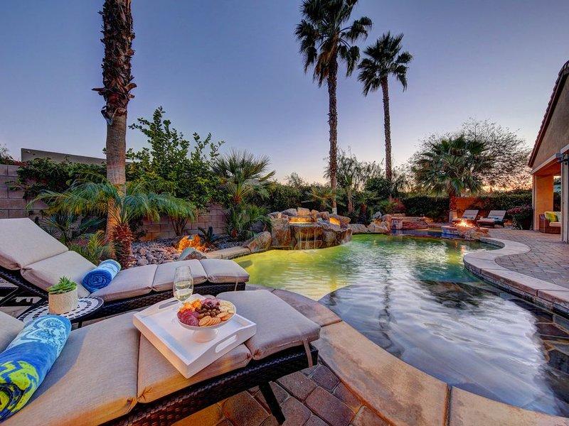 Vacation At Serenity - Pool, Spa, Game Room, Putting Green, alquiler de vacaciones en Indio
