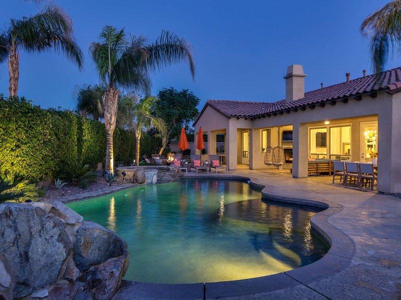 Clubhouse - Modern Villa w Pool, Fire Pit & Putting Green, alquiler de vacaciones en Indio