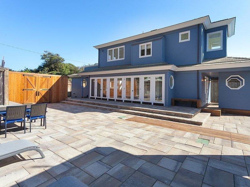 Fresh Modern Beach House, casa vacanza a Stinson Beach