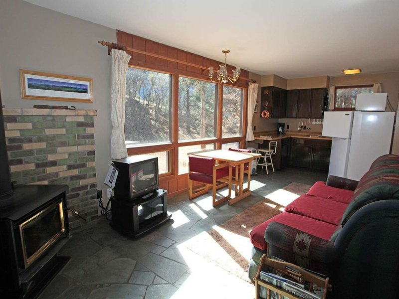 Secluded Cabin - 4 miles from Downtown Ouray, location de vacances à Ridgway