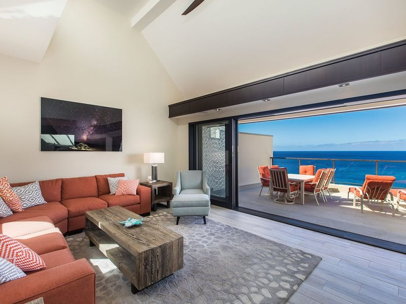 Paradise Awaits! Exquisitely Remodeled State of the Art Condo, holiday rental in Wainiha
