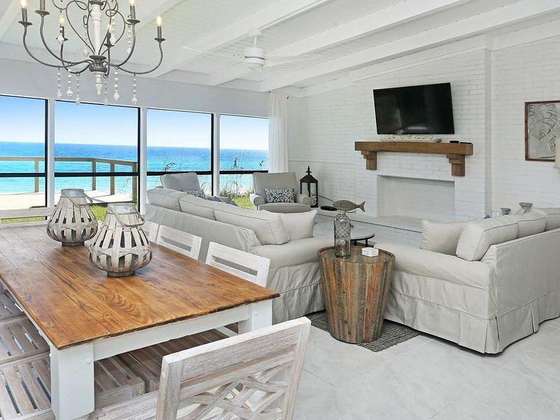 Private Beach Access! 644 Blue Mountain by Royal Destinations - Gulf Front, casa vacanza a Blue Mountain Beach