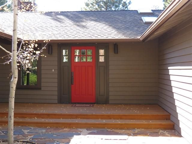 GM#276 One Level Home on Glaze Meadow's 10th Fairway, holiday rental in Black Butte Ranch